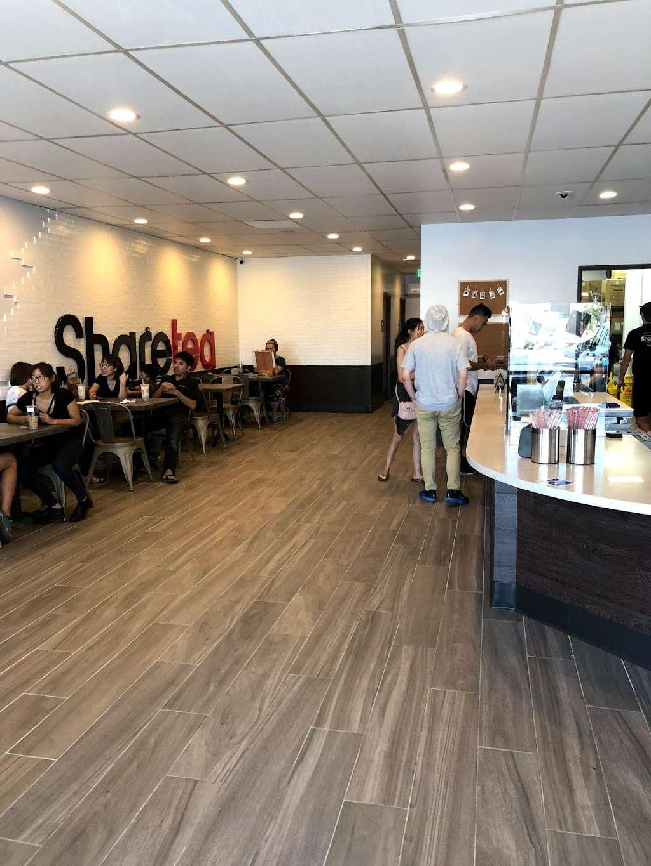 Sharetea - cafe  | Photo 4 of 10 | Address: 19764 Colima Rd, Rowland Heights, CA 91748, USA | Phone: (909) 468-0577