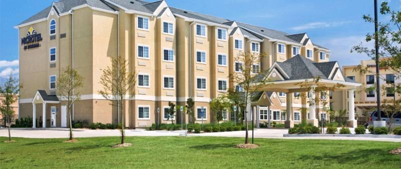 Microtel Inn & Suites by Wyndham Baton Rouge Airport - lodging    Photo 5 of 10   Address: 3444 Harding Blvd, Baton Rouge, LA 70807, USA   Phone: (225) 356-9191