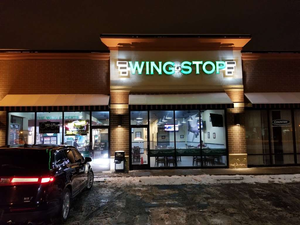 Wingstop - restaurant  | Photo 3 of 10 | Address: 2831 W 95th St, Evergreen Park, IL 60805, USA | Phone: (708) 425-9464