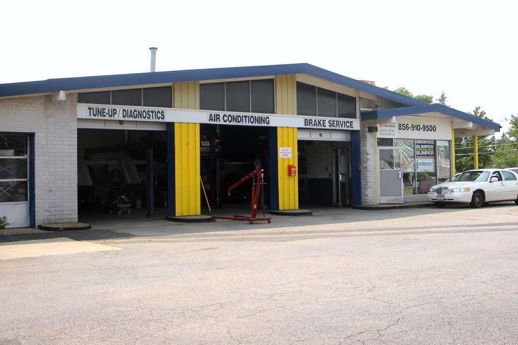 Aceto Auto Repair - car repair    Photo 2 of 10   Address: 6302 US-130, Pennsauken Township, NJ 08109, USA   Phone: (856) 910-9500