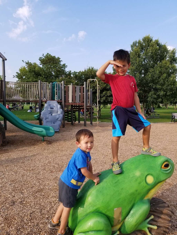 Childrens Play Area - park  | Photo 8 of 10 | Address: Jersey City, NJ 07305, USA