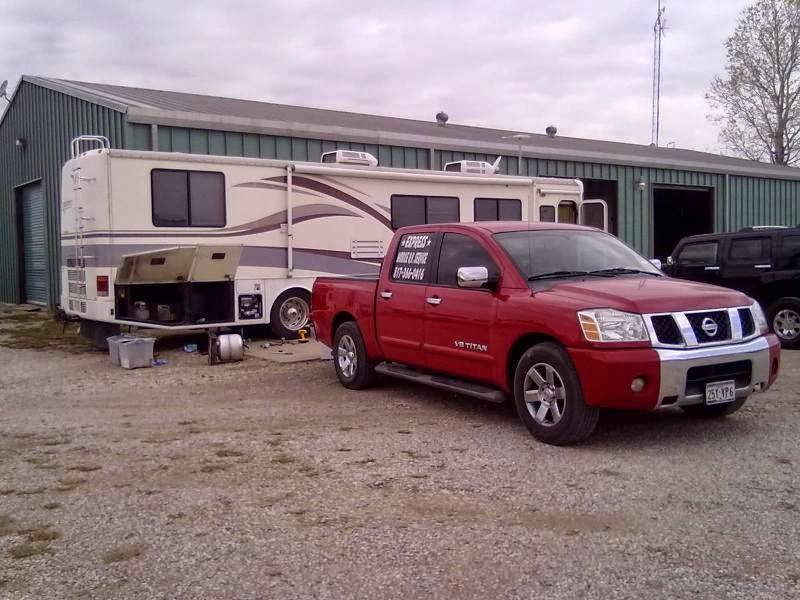 Express Mobile RV Service - car repair  | Photo 4 of 4 | Address: 4740 Keller Haslet Rd #100, Fort Worth, TX 76244, USA | Phone: (817) 366-0416