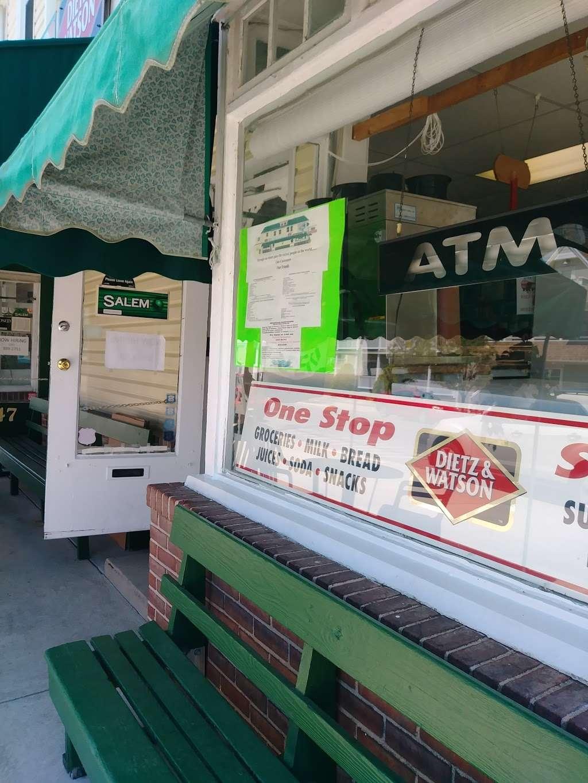Berenatos Corner Deli - store    Photo 1 of 2   Address: 47 Atlantic Ave, Ocean City, NJ 08226, USA   Phone: (609) 399-2751