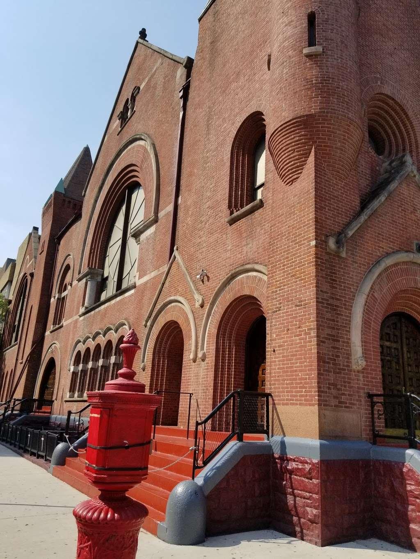 Salem United Methodist Church - church  | Photo 4 of 10 | Address: 2190 Adam Clayton Powell Jr Blvd, New York, NY 10027, USA | Phone: (212) 678-2700