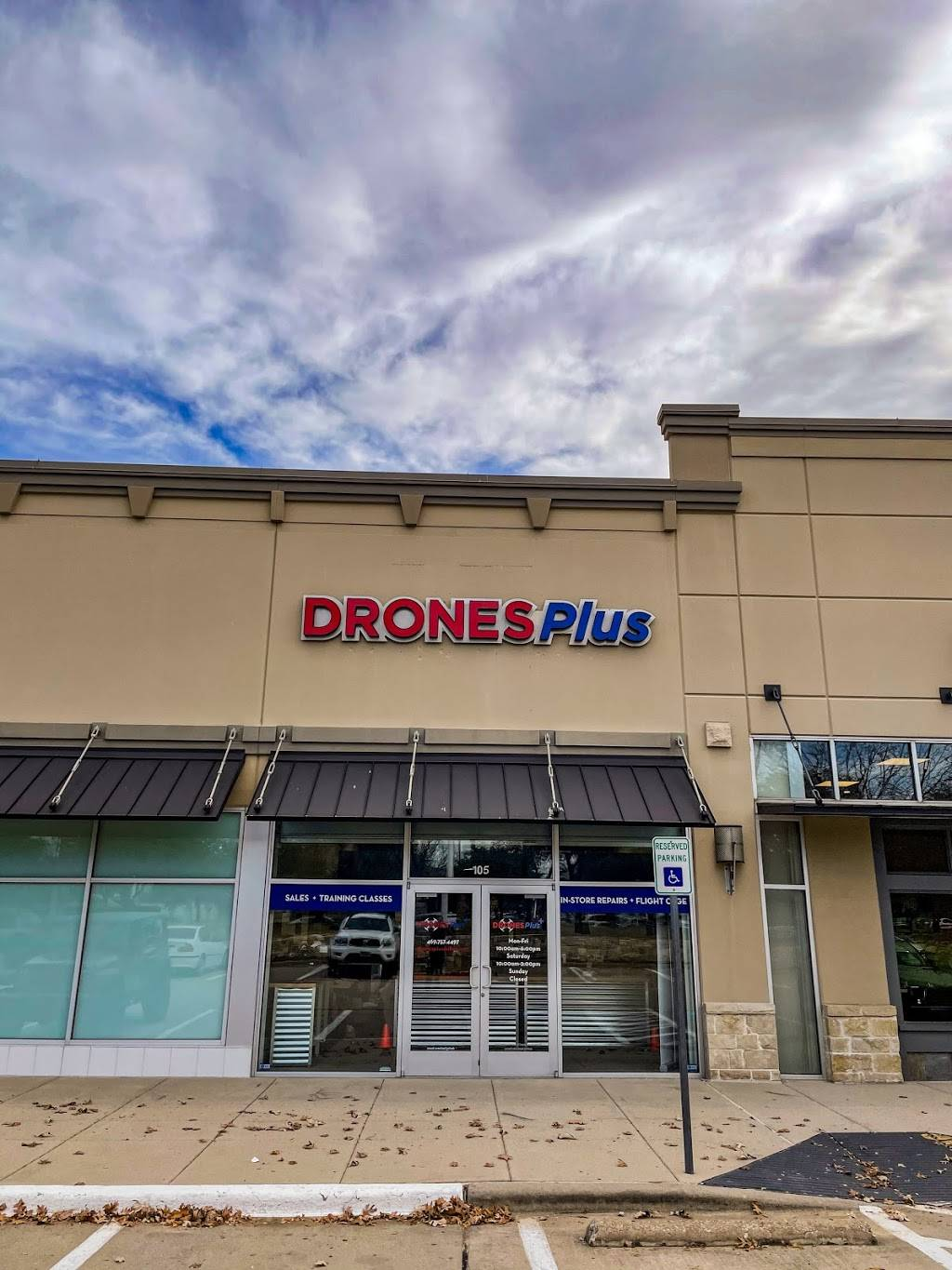 Drones Plus - electronics store  | Photo 1 of 6 | Address: 8549 Gaylord Pkwy #105, Frisco, TX 75034, USA | Phone: (469) 757-4497