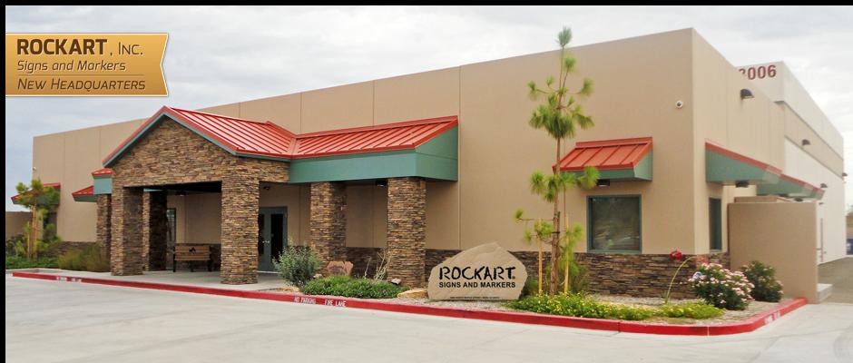 Rockart Signs & Markers - store  | Photo 1 of 2 | Address: 3006 N Maple St, Mesa, AZ 85215, USA | Phone: (480) 854-3400