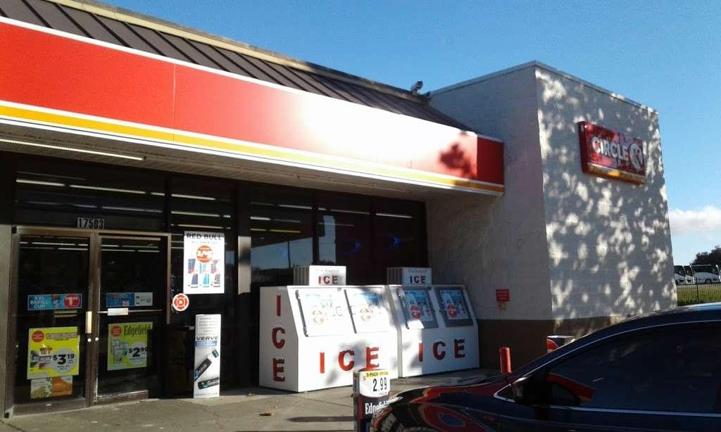 Circle K - Gas station | 150 Willow Dr, Orlando, FL 32807, USA