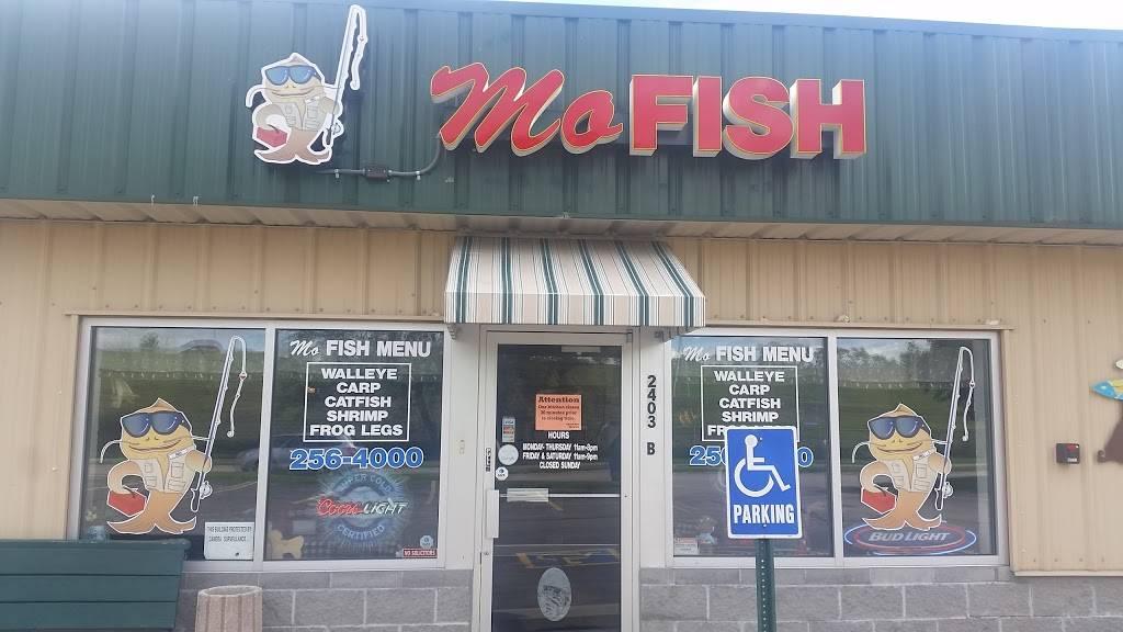 Mo Fish - cafe  | Photo 3 of 9 | Address: 2403 Nash Blvd #1, Council Bluffs, IA 51501, USA | Phone: (712) 256-4000