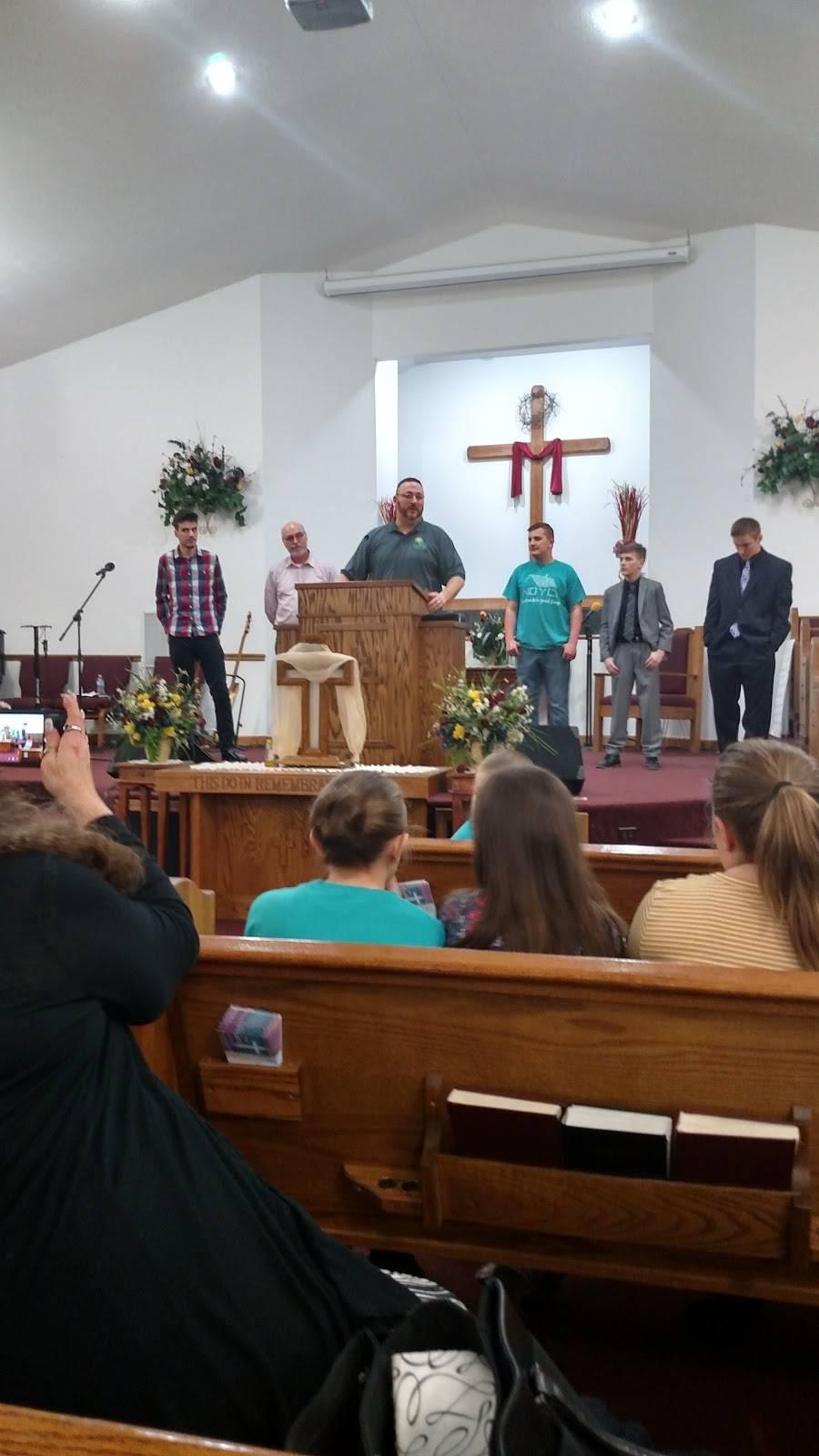 Southwest Freewill Baptist Church - church  | Photo 1 of 2 | Address: 1542 Greenleaf Rd, Columbus, OH 43223, USA | Phone: (614) 276-3861