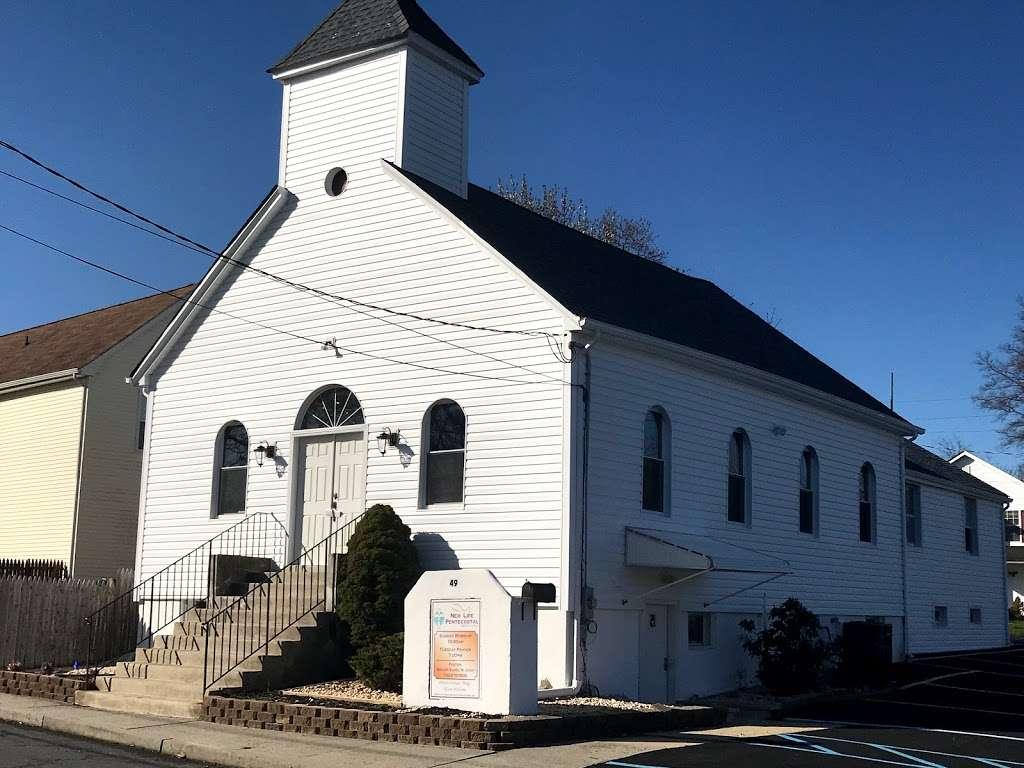 New Life Pentecostal Ministries - church  | Photo 4 of 6 | Address: 49 Kennedy Ave, Cliffwood, NJ 07721, USA