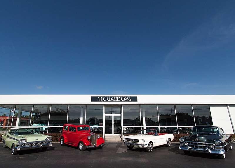 MJC Classic Cars - car dealer    Photo 4 of 10   Address: 355 S Lake Parker Ave, Lakeland, FL 33801, USA   Phone: (863) 944-8615
