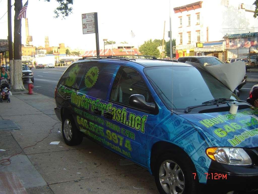 eNY Signs - store  | Photo 5 of 10 | Address: 2775 Atlantic Ave, Brooklyn, NY 11207, USA | Phone: (347) 221-1695