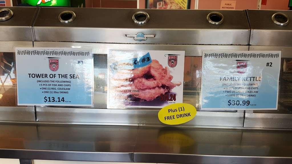 H Salt Fish & Chips - restaurant    Photo 3 of 10   Address: 1425 W Redondo Beach Blvd, Gardena, CA 90247, USA   Phone: (310) 538-2031