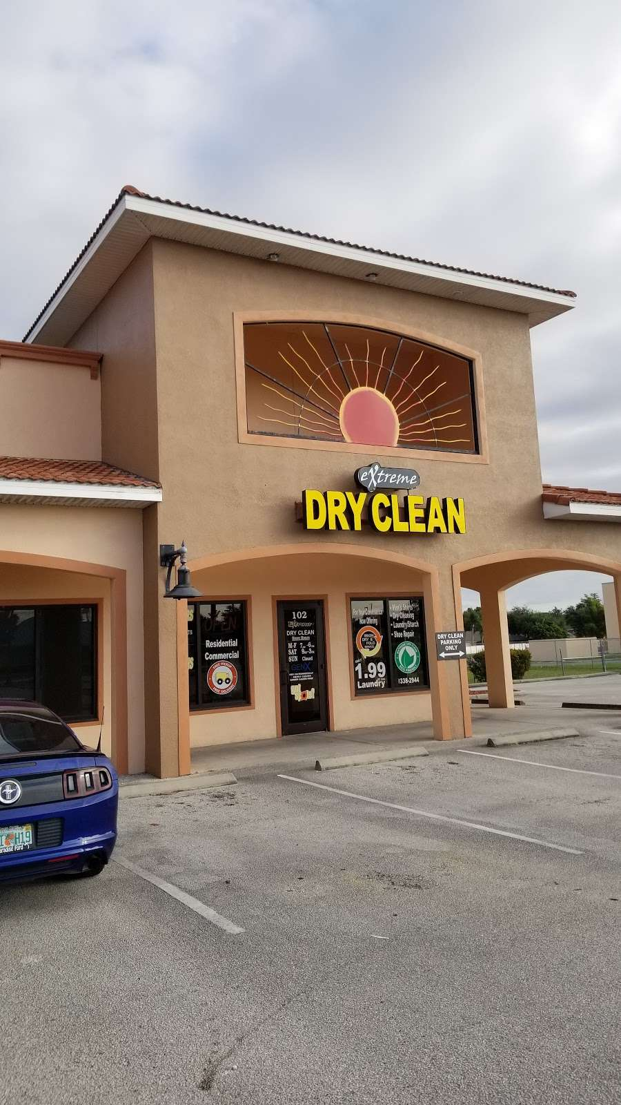 Extreme Dry Clean - laundry  | Photo 6 of 7 | Address: 634 Barnes Blvd #102, Rockledge, FL 32955, USA | Phone: (321) 338-2944