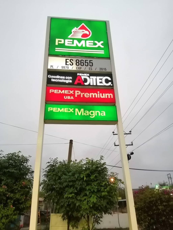 Pemex - gas station    Photo 1 of 4   Address: Revolucion Y Bajio, Bellavista, Bertha del Avellano, 88177 Nuevo Laredo, Tamps., Mexico   Phone: 800 736 3900