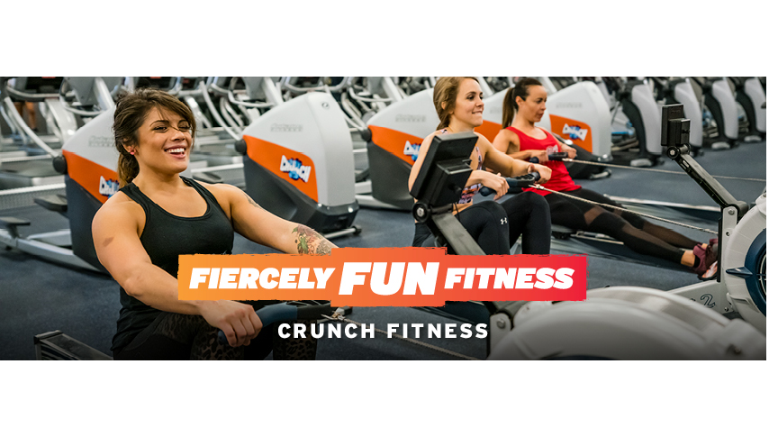 Crunch Fitness - Hudson - gym    Photo 8 of 10   Address: 205 Washington St, Hudson, MA 01749, USA   Phone: (978) 293-3633