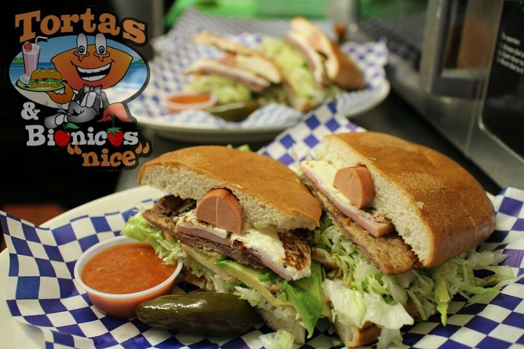 "Tortas y Bionicos ""Nice"" Santa Ana - meal takeaway  