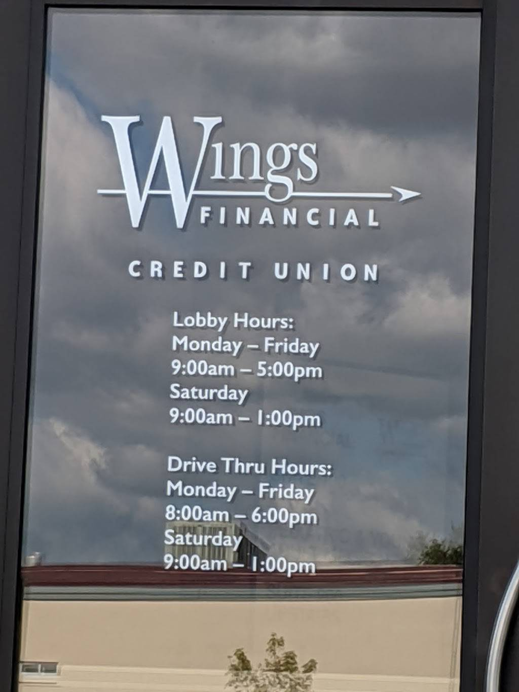 Wings Financial Credit Union - atm  | Photo 2 of 3 | Address: 1804 7th St W Suite 100, St Paul, MN 55116, USA | Phone: (952) 997-8000