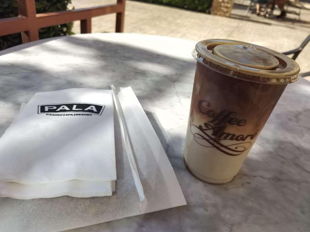 Coffee Amore - restaurant  | Photo 4 of 4 | Address: 35008 Pala Temecula Rd, Pala, CA 92059, USA | Phone: (760) 510-5100