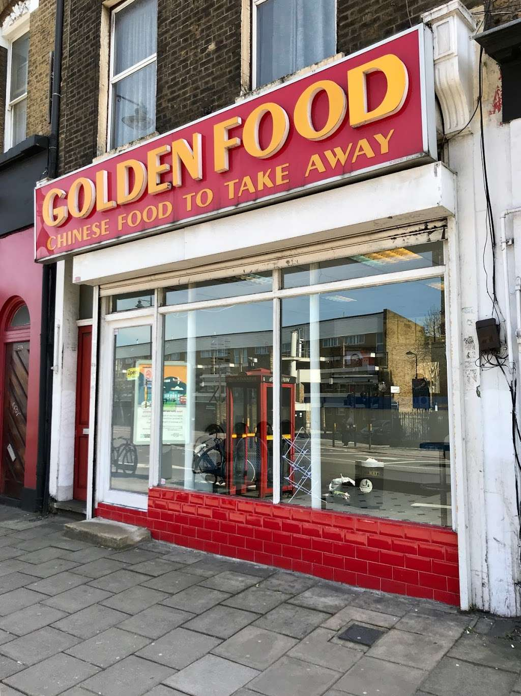 Golden Food Chinese Takeaway - meal takeaway    Photo 1 of 3   Address: 368 Kingsland Rd, London E8 4DA, UK   Phone: 020 7249 0942