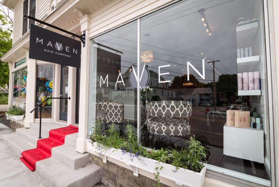 Maven Hair Company - clothing store  | Photo 6 of 10 | Address: 56 East Central Street, Franklin, MA 02038, USA | Phone: (508) 528-6286