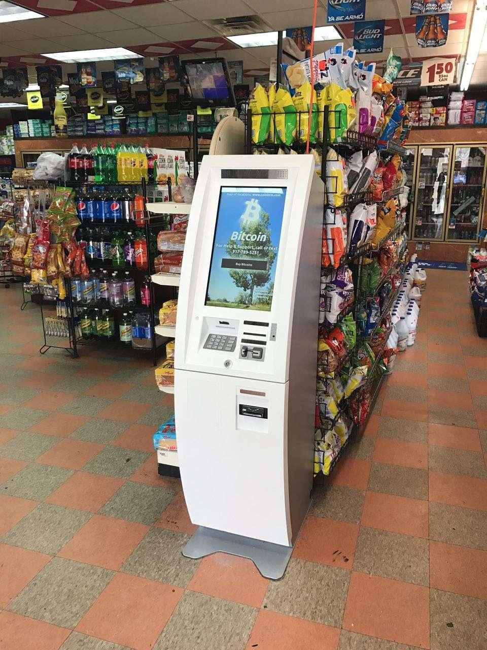 CoinBTM - Bitcoin ATM - atm  | Photo 7 of 7 | Address: 5401 Flatlands Ave, Brooklyn, NY 11234, USA | Phone: (917) 789-5251