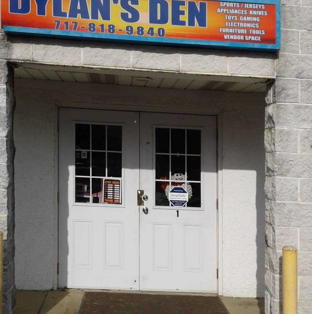 Dylans Den - store  | Photo 2 of 4 | Address: 526 S Main St, Shrewsbury, PA 17361, USA | Phone: (717) 818-9840