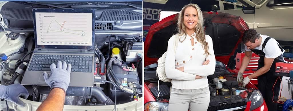 Honn Auto Repair Shop - car repair  | Photo 2 of 7 | Address: 2651, 431 S Stapley Dr # 7, Mesa, AZ 85204, USA | Phone: (480) 649-7009