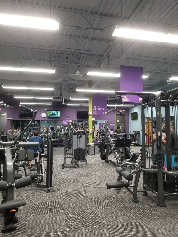 Anytime Fitness 5941 Weddington Rd 107 Wesley Chapel Nc 28104 Usa