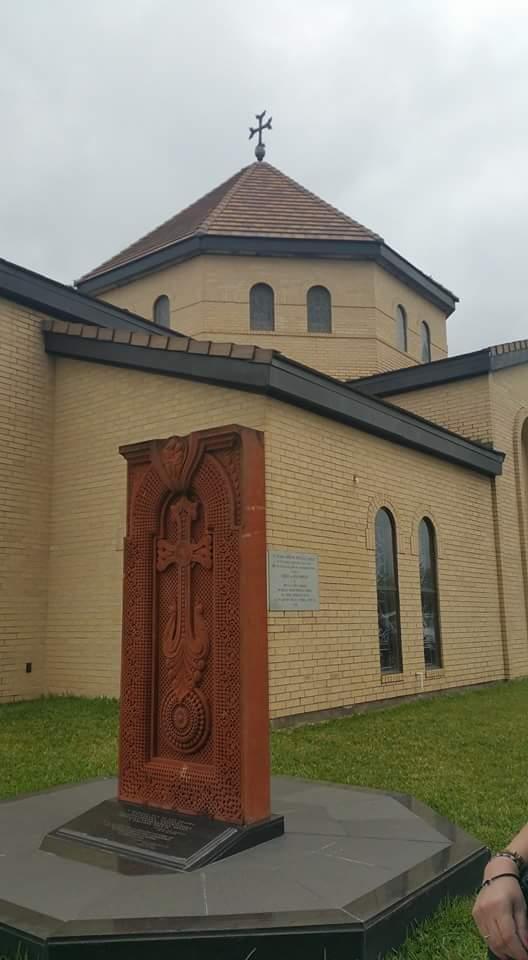 Armenian Church of St Kevork - church  | Photo 6 of 9 | Address: 3211 Synott Rd, Houston, TX 77082, USA | Phone: (281) 558-0166