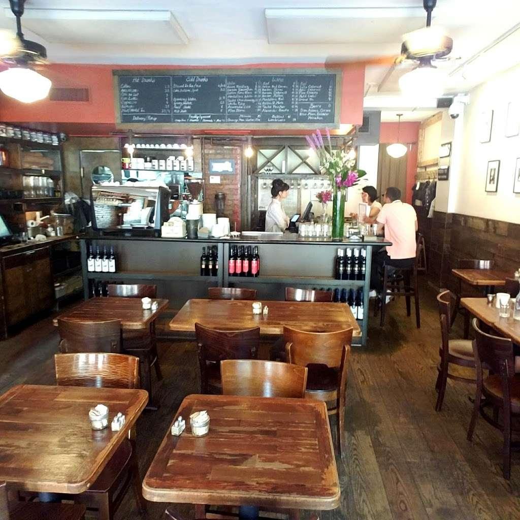 12 Chairs Cafe - restaurant  | Photo 6 of 10 | Address: 56 Macdougal St # B, New York, NY 10012, USA | Phone: (212) 254-8640