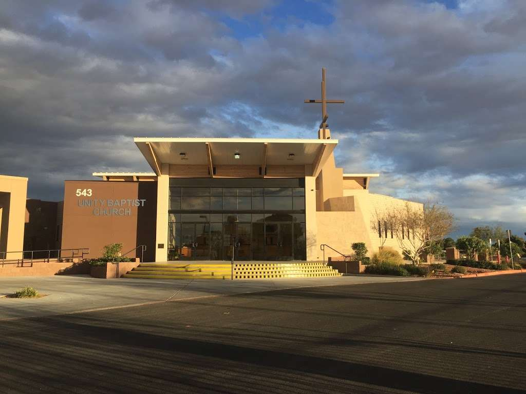 UNITY BAPTIST CHURCH - church  | Photo 4 of 10 | Address: 543 Marion Dr, Las Vegas, NV 89110, USA | Phone: (702) 459-2263