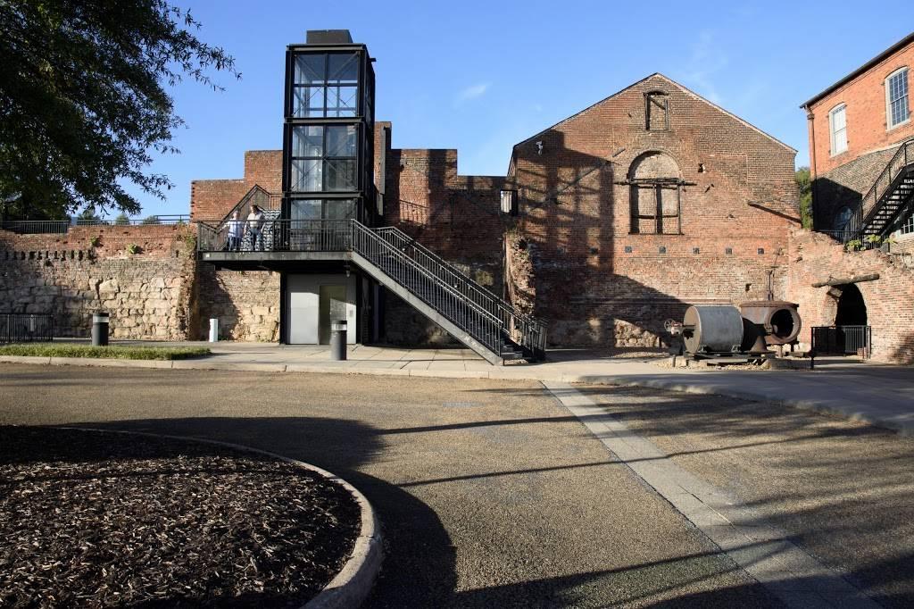 Tredegar Iron Works - museum  | Photo 3 of 10 | Address: 470 Tredegar St, Richmond, VA 23219, USA | Phone: (804) 819-1934