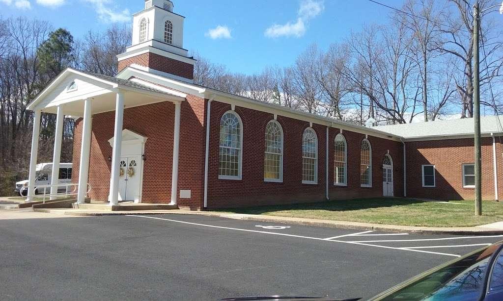 New Salem Baptist Church - church  | Photo 3 of 4 | Address: Boston, VA 22713, USA | Phone: (540) 825-6614