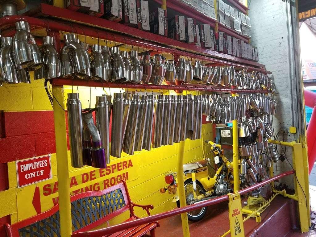 Bronx Discount Muffler Center - car repair  | Photo 2 of 10 | Address: 501 Bruckner Blvd, Bronx, NY 10455, USA | Phone: (718) 402-4422