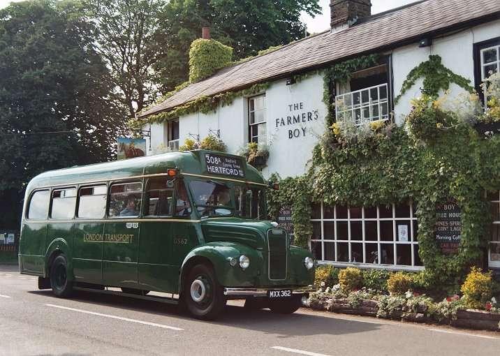 The Farmers Boy - restaurant    Photo 1 of 10   Address: 1 Brickendon Ln, Brickendon, Hertford SG13 8NU, UK   Phone: 01992 511017