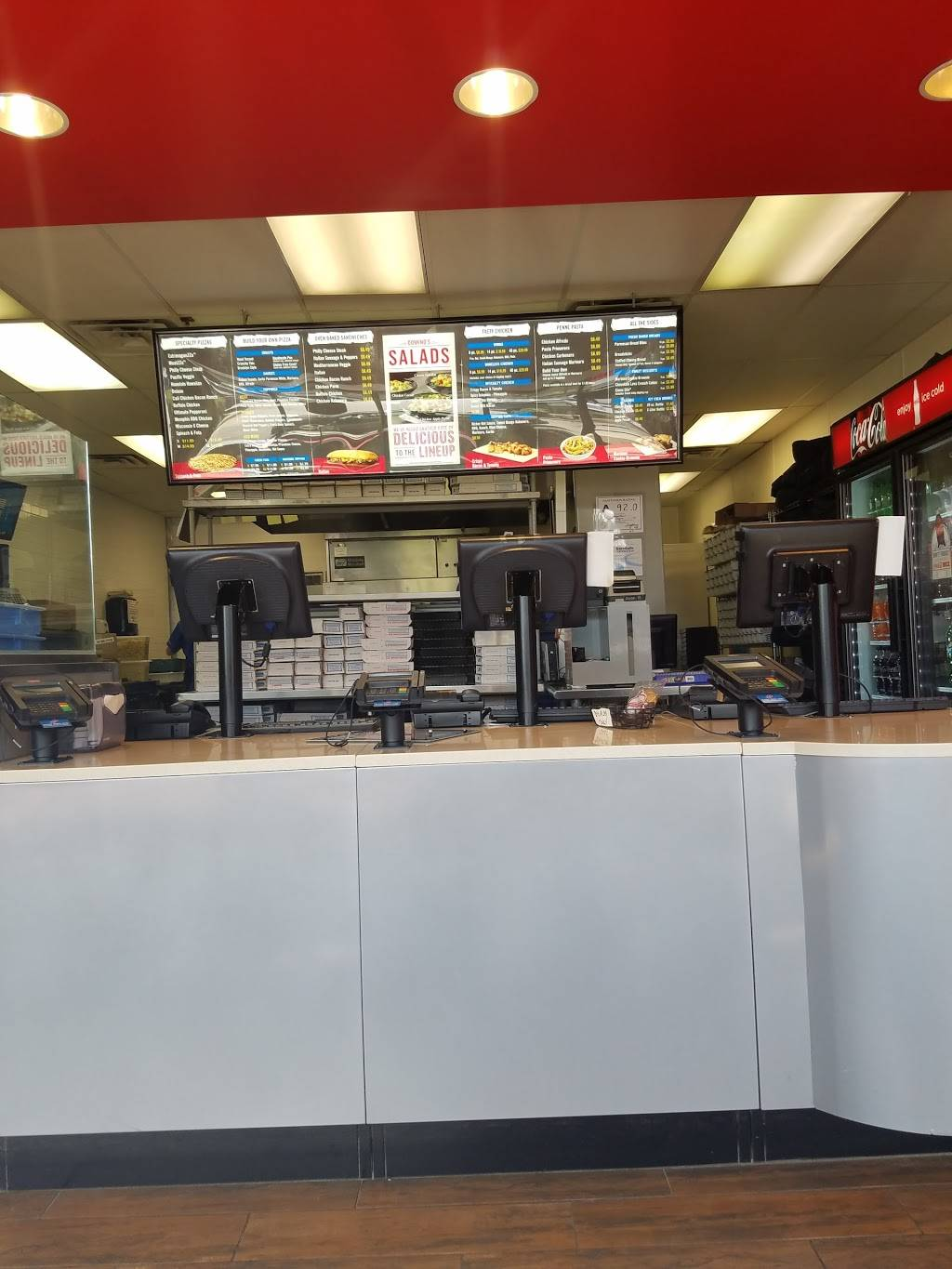 Dominos Pizza - meal delivery  | Photo 9 of 10 | Address: 4237 Louisburg Rd, Raleigh, NC 27604, USA | Phone: (919) 872-7222