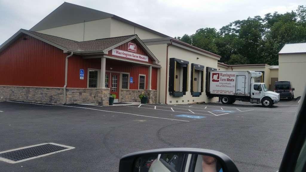 Warrington Farm Meats Butcher Shop - store  | Photo 3 of 4 | Address: 9773, 156 Old Cabin Hollow Rd, Dillsburg, PA 17019, USA | Phone: (717) 432-5229