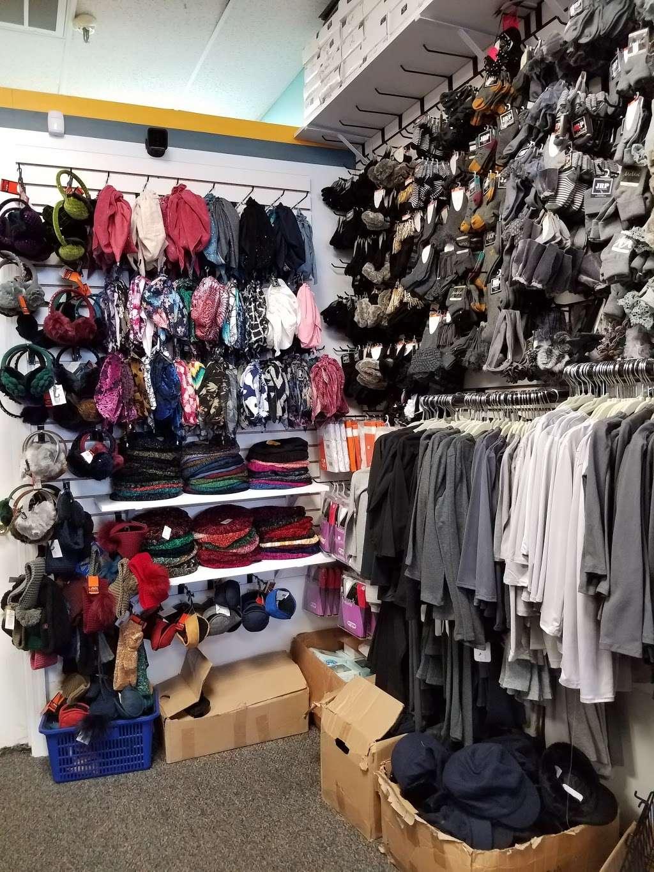 Hosiery Island - clothing store  | Photo 3 of 7 | Address: 126 Maple Ave, Spring Valley, NY 10977, USA | Phone: (845) 262-0700