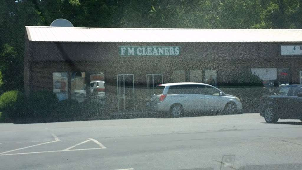F M Cleaners - laundry  | Photo 1 of 2 | Address: 818 Tom Hall St # 102, Fort Mill, SC 29715, USA | Phone: (803) 548-3380
