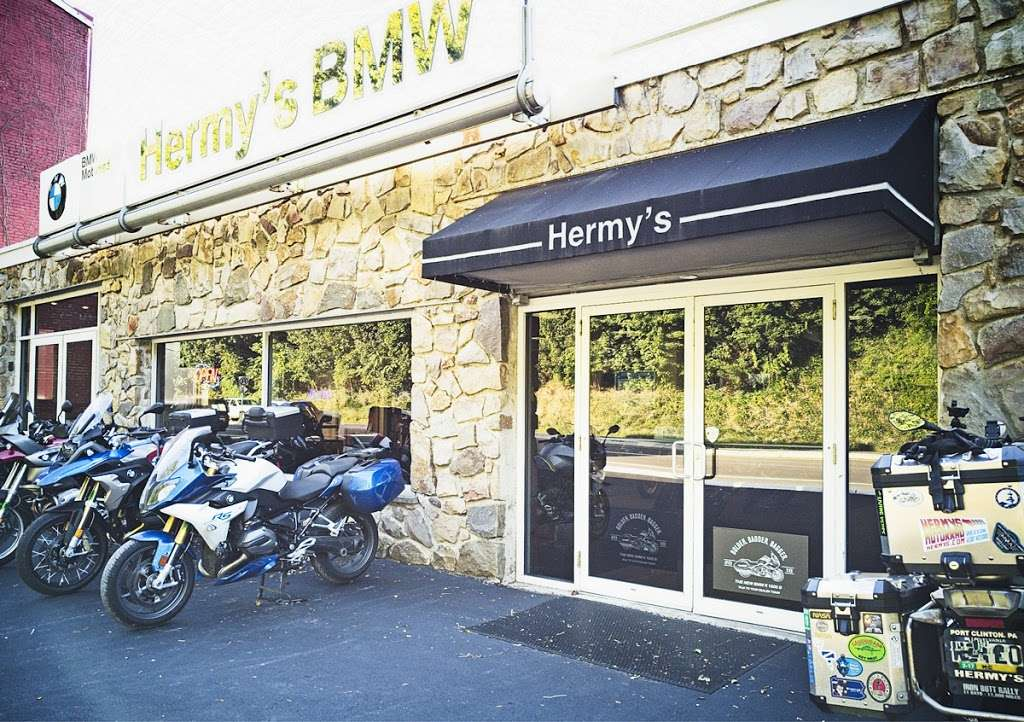 Hermy S Bmw Motorcycles 69 Centre Turnpike Port Clinton Pa 19549 Usa
