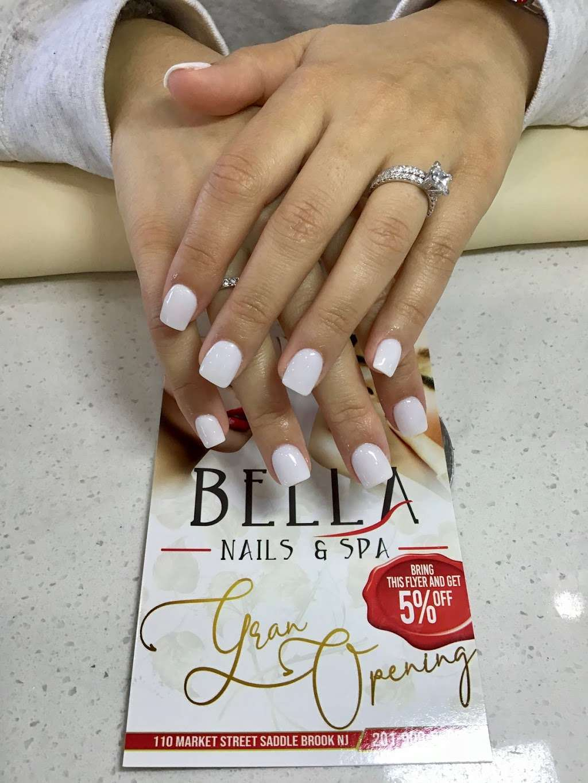 Bella Nails & Spa - shopping mall  | Photo 8 of 10 | Address: 110 Market St, Saddle Brook, NJ 07663, USA | Phone: (201) 909-8599