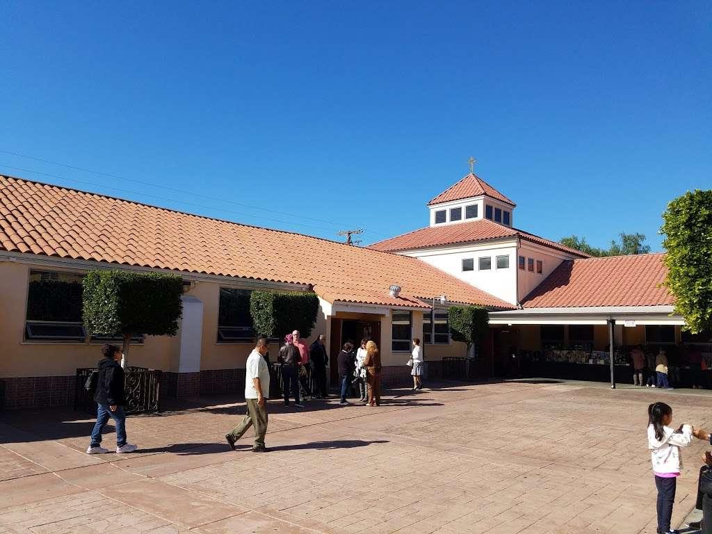 St Francis Xavier Church Catholic Church - church  | Photo 2 of 10 | Address: 4245 Acacia Ave, Pico Rivera, CA 90660, USA | Phone: (562) 699-8527