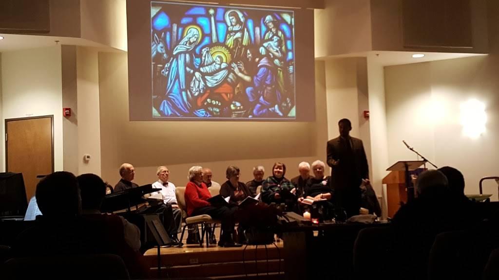 Oak Hills Presbyterian Church - church  | Photo 2 of 5 | Address: 5101 SE Thiessen Rd, Milwaukie, OR 97267, USA | Phone: (503) 654-4321