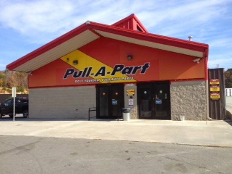 Pull-A-Part - car repair  | Photo 2 of 10 | Address: 4125 N Patterson Ave, Winston-Salem, NC 27105, USA | Phone: (336) 661-1110