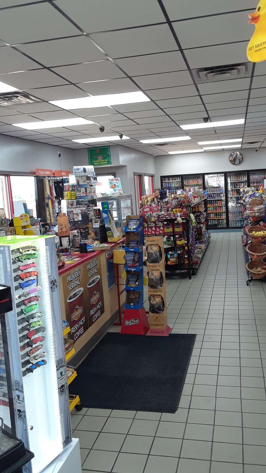 HANKS TRUCK STOP - gas station  | Photo 4 of 10 | Address: 1799 US-30, Hanna, IN 46340, USA | Phone: (219) 797-2244