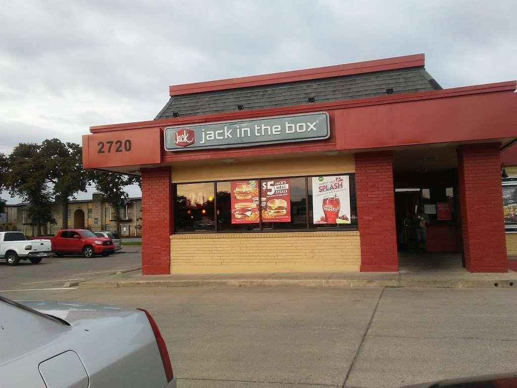 Jack in the Box - restaurant    Photo 3 of 10   Address: 2720 W Northwest Hwy, Dallas, TX 75220, USA   Phone: (214) 352-9049
