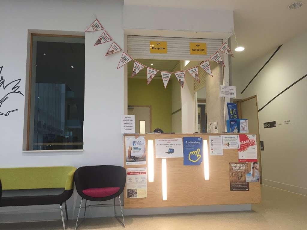Sir Ludwig Guttmann Health And Wellbeing Centre - hospital  | Photo 3 of 10 | Address: Olympic Park, 40 Liberty Bridge Rd, East Village, London E20 1AS, UK | Phone: 020 8496 7000