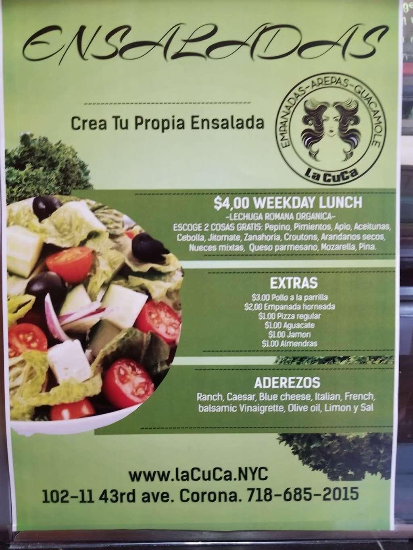 La CuCa - restaurant  | Photo 10 of 10 | Address: 102-11 43rd Avenue, Corona, NY 11368, USA | Phone: (718) 685-2015