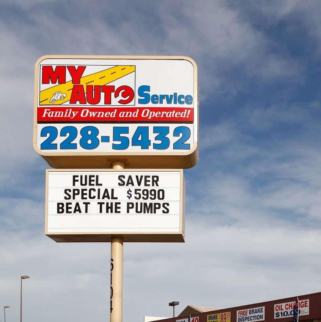 My Auto Service 2 - car repair  | Photo 1 of 3 | Address: 6104 W Cheyenne Ave, Las Vegas, NV 89108, USA | Phone: (702) 228-5432